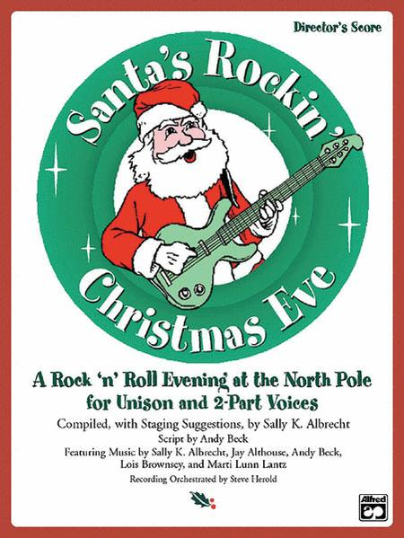 Santa's Rockin' Christmas Eve - Preview CD (CD only)