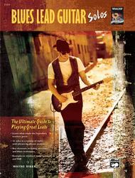 Blues Lead Guitar Solos