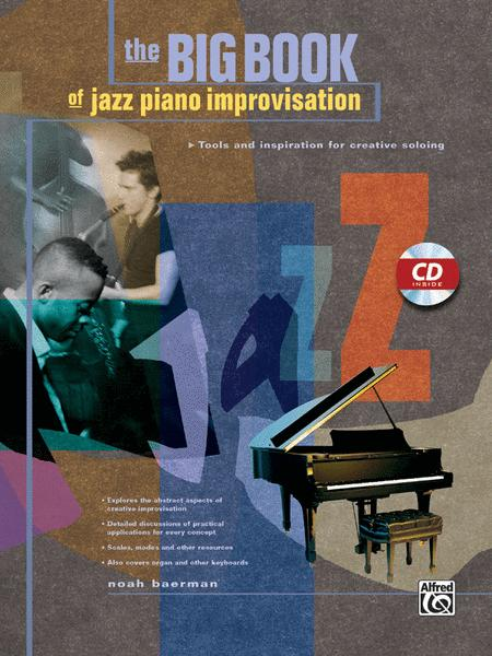 Big Book of Jazz Piano Improvisation