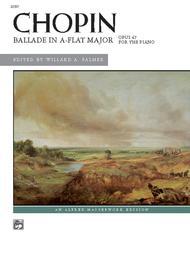 Ballade in A-flat Major