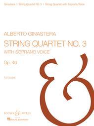 String Quartet No. 3, Op. 40