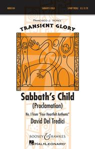 Sabbath's Child (Proclamation)