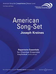 American Song-Set
