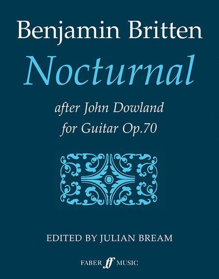 Nocturnal After John Dowland, Op. 70