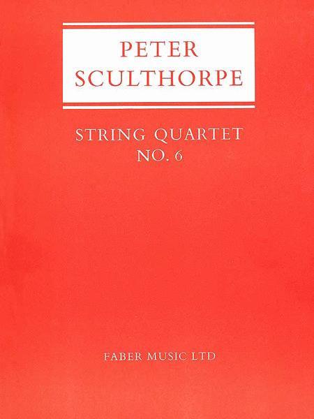 String Quartet No. 6 - Parts