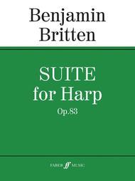 Suite for Harp, Op. 83