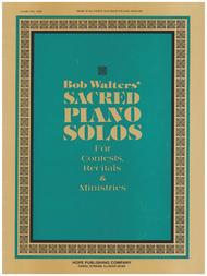 Sacred Piano Solos