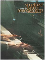 Simplified Piano Arrangements