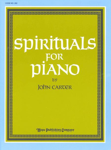 Spirituals For Piano