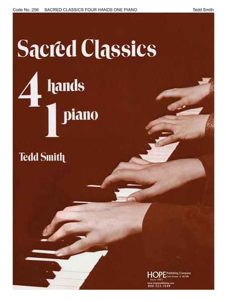 Sacred Classics for Four Hands