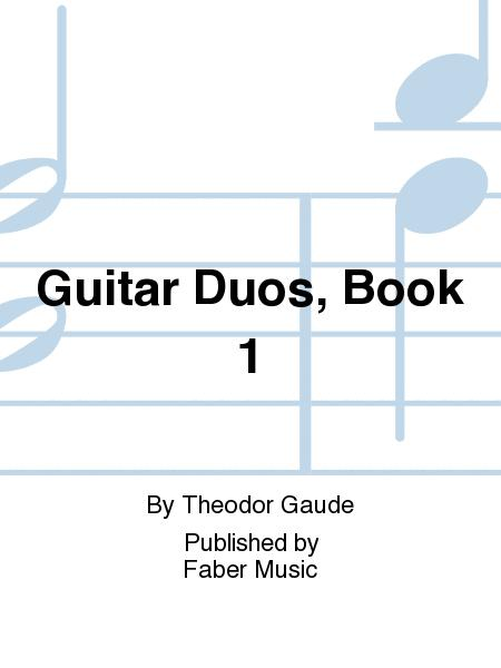 Guitar Duos, Book 1