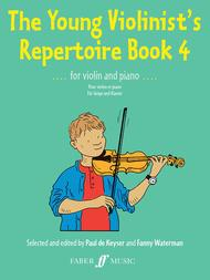 The Young Violinist's Repertoire, Book 4
