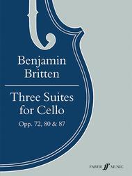 Three Suites (Cello)