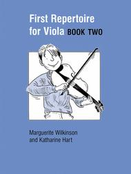 First Repertoire for Viola, Book 2