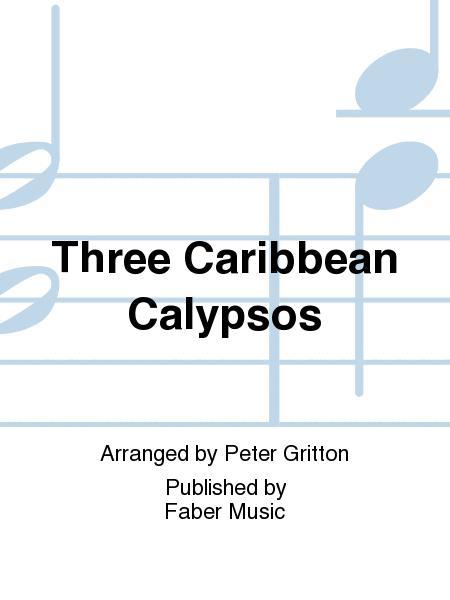 Three Caribbean Calypsos