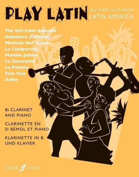 Play Latin Clarinet