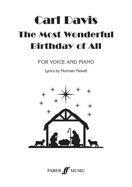 The Most Wonderful Birthday of All