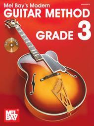 Modern Guitar Method Grade 3 (Book/CD)