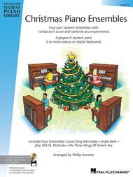 Christmas Piano Ensembles - Level 1 Book