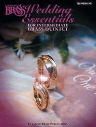 The Canadian Brass Wedding Essentials - Trombone