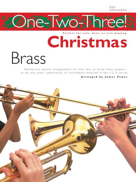 One-Two-Three! Christmas - Brass