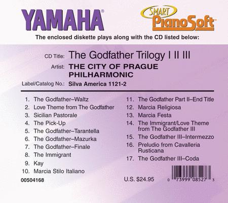 The Godfather Trilogy - Piano Software