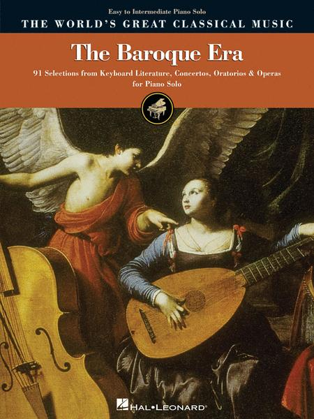 The Baroque Era - Easy to Intermediate Piano
