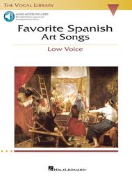 Favorite Spanish Art Songs