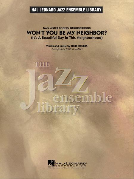 Won't You Be My Neighbor? Sheet Music By Fred Rogers - Sheet