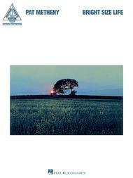 Pat Metheny - Bright Size Life