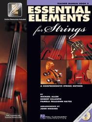 Essential Elements 2000 for Strings - Book 2 (Teacher's Manual)