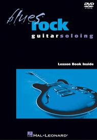 Blues Rock Guitar Soloing (DVD)