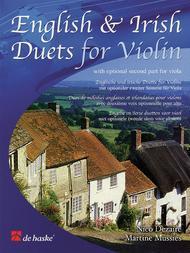 English & Irish Duets for Violin