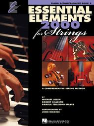 Essential Elements 2000 for Strings - Book 2 (Piano Accompaniment)