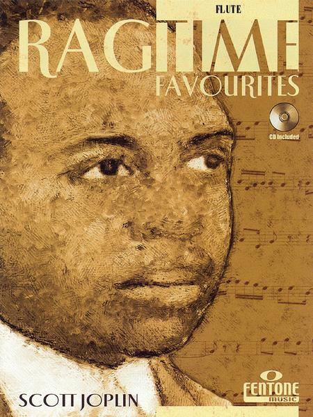 Ragtime Favourites by Scott Joplin - Flute (Book/CD Package)