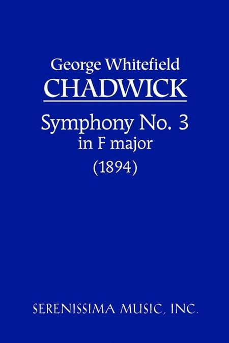Symphony No. 3 In F major