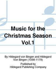 Music for the Christmas Season Vol.1