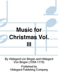 Music for The Christmas Season Vol.3