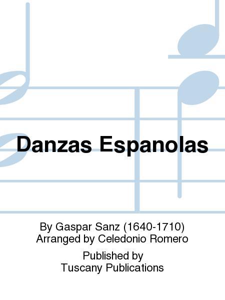 Danzas Espanolas