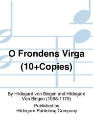 O Frondens Virga (10+Copies)
