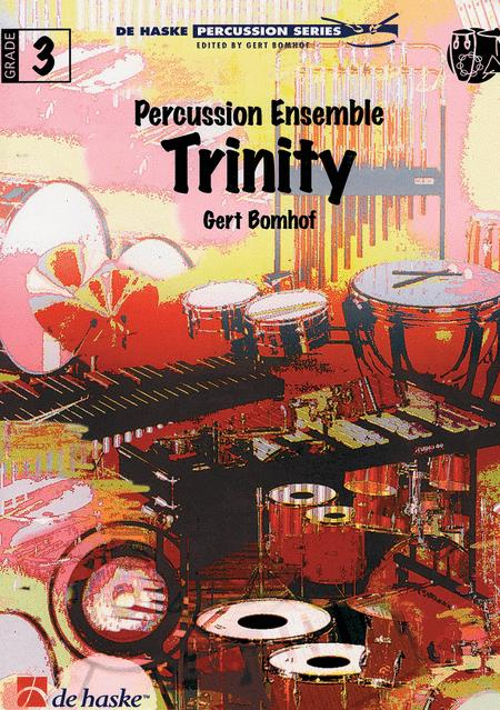 Trinity for Percussion Ensemble