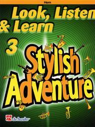 Look, Listen & Learn Stylish Adventure (Trombone) - Grade 3