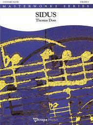 Sidus   Gr.5/6  Concert Band Score & Parts Rec.on Alpina Saga #44004297 Full Score