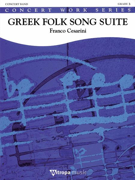 Greek Folk Song Suite