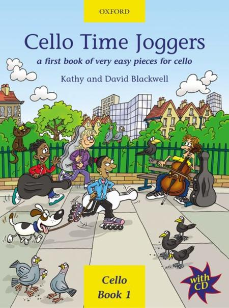 Cello Time Joggers & CD