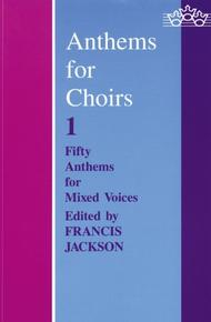 Anthems For Choirs 1