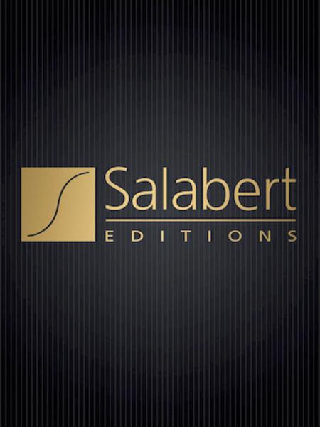 Scene Andalouse Alto Cordes-Piano Partition Et