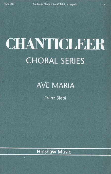 Ave Maria (SAATTBB)