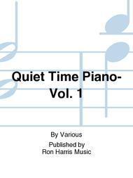 Quiet Time Piano Vol.1