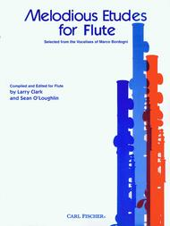 Melodious Etudes For Flute